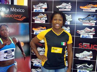 lauryn williams sochi bobsled atleta medallista