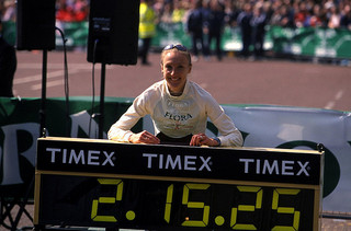 Paula Radcliffe record mundial maraton