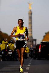 Haile Gebrselassie Maratón de Berlín