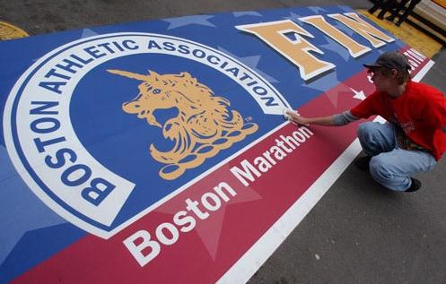 maraton de boston