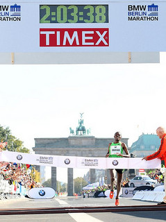 patrick makau record mundial maraton