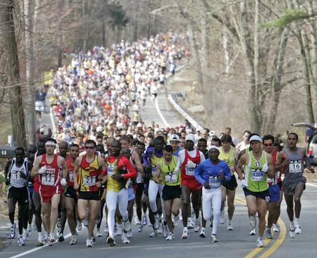 alerta de calor maraton de boston