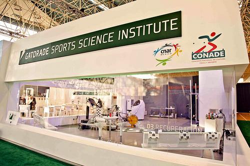 Laboratorio Gatorade GSSI Conade