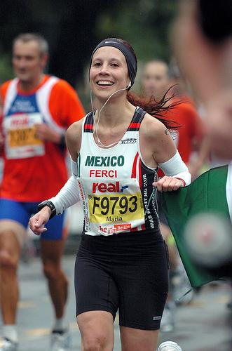 fernanda ramo maratonista