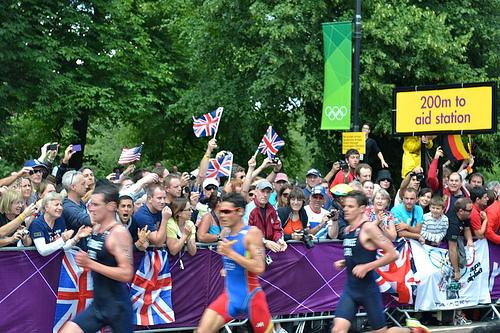 triatlon olimpico 2012