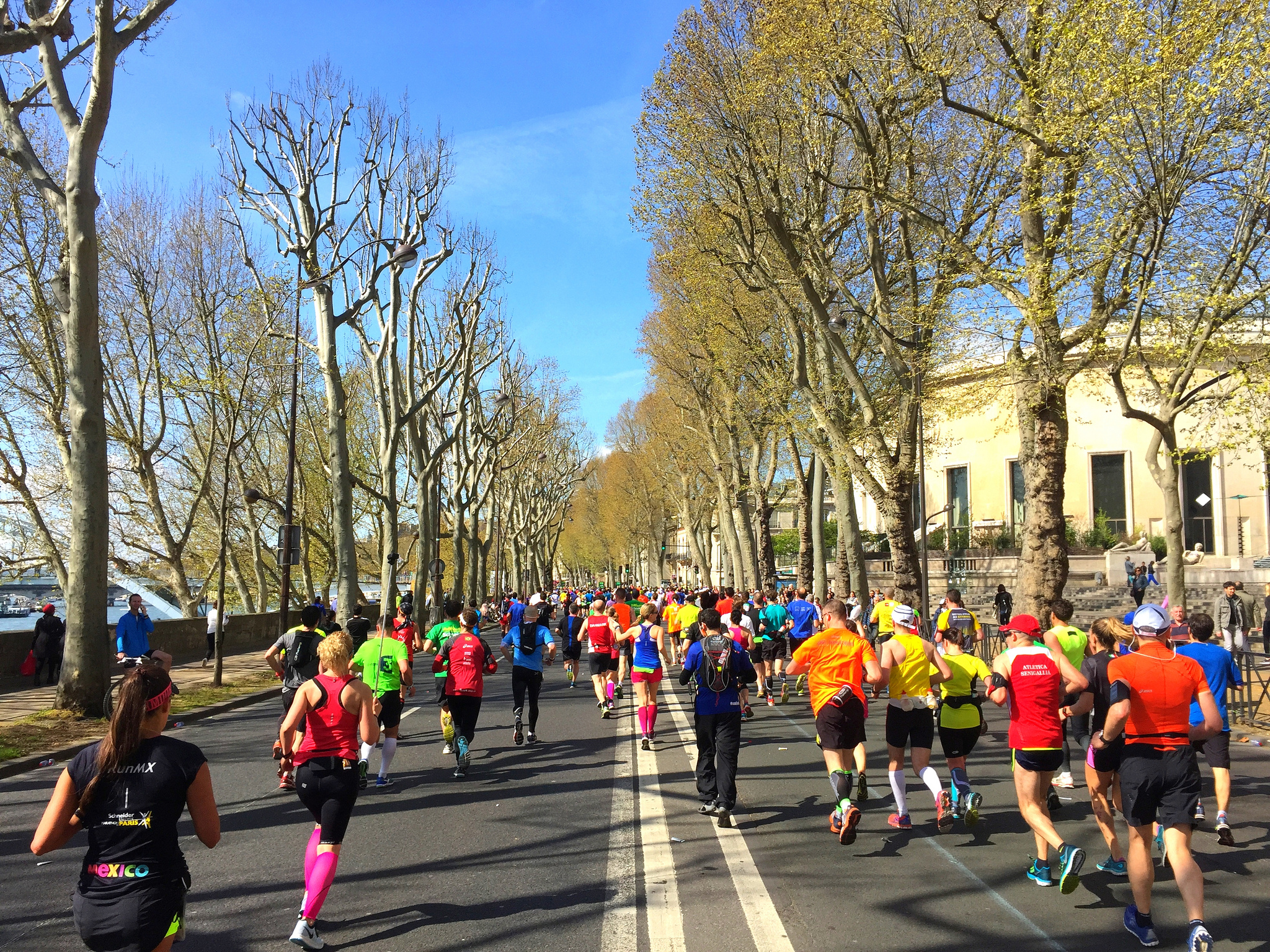 maraton de paris runmx run mx corredores mexicanos