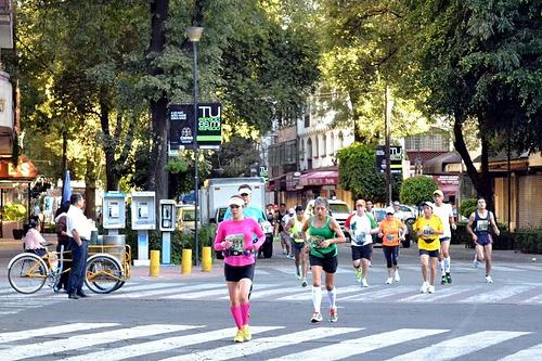 maraton de la ciudad de mexico 2012