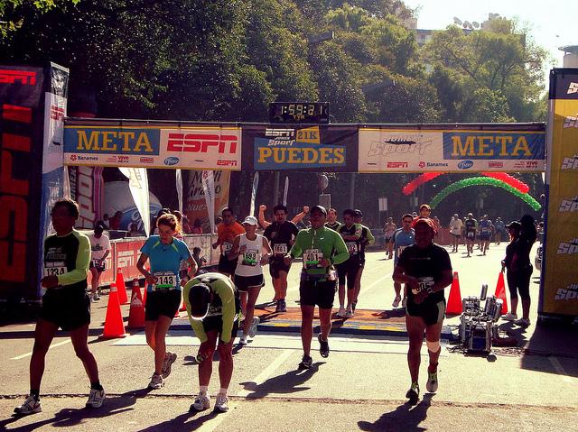 Medio Maratón ESPN 2013