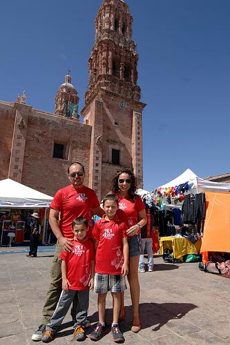 medio maraton zacatecas 2013