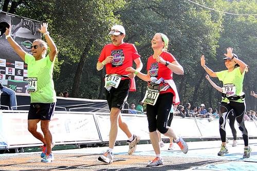 medio maraton espn 21K