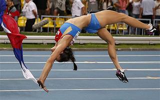 yelena isinbayeva oro mundial moscu 2013
