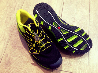 zapatos trail salomon sense mantra