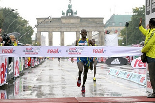 maraton de berlin 2013 record mundial