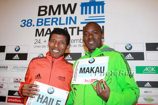 Makau se retira del Maratón de Berlín 2013
