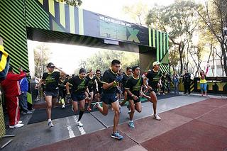 Nike We Run Mexico 2013
