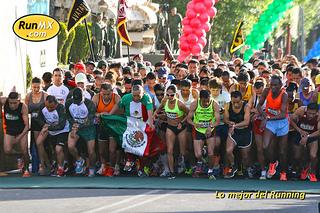 cortesías medio maraton ejercito mexicano