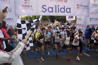 Maratón de Puebla 2013
