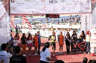 medio maraton zapopan 21K 2014