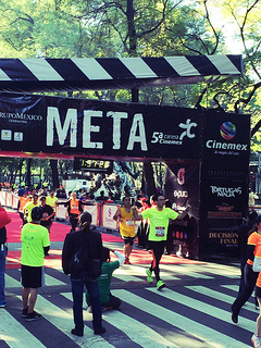 5ta. Carrera Cinemex 2014