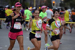 maraton de la ciudad de mexico 2014