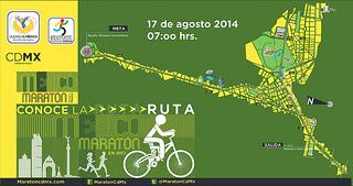 rodada maraton ciudad de mexico