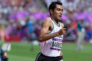 juan luis barrios oro iberoamericano atletismo brasil
