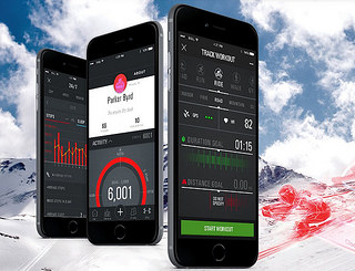 under armour record app fitness running