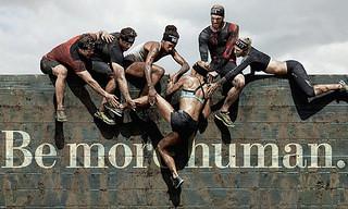 reebok be more human video campaña