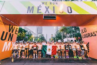 nike womens half marathon mexico 21K we run mexico