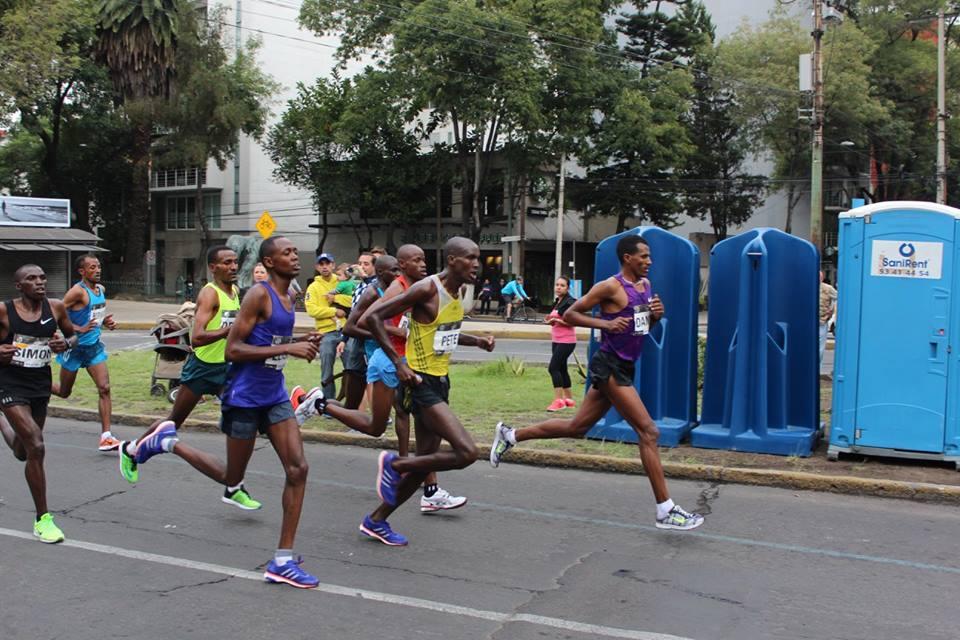 fallece corredor maraton ciudad de mexico