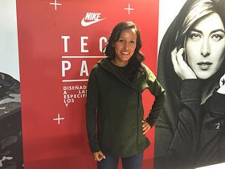 brenda flores campeona panamericana 10000 metros toronto 2015 medalla oro