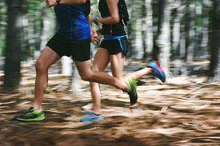 fartlek cambios de velocidad entrenamiento