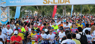 kenianos dominan maraton cancun 2015 resultados