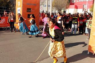 carrera 21K tarahumaras home depot monterrey