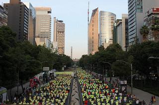 calendario 21K medio maratones mexico usa europa españa