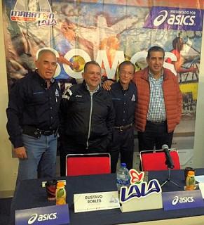 maraton lala 2016 patrocinador asics