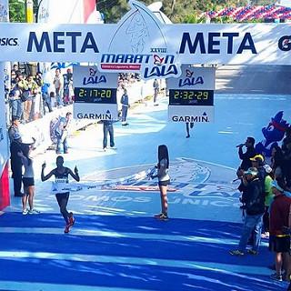 resultados maratón LALA 2016