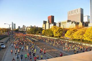 registro maratón de chicago 2016 loteria tiempo