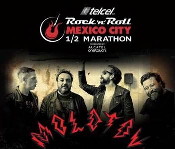 rock n roll maraton mexico city