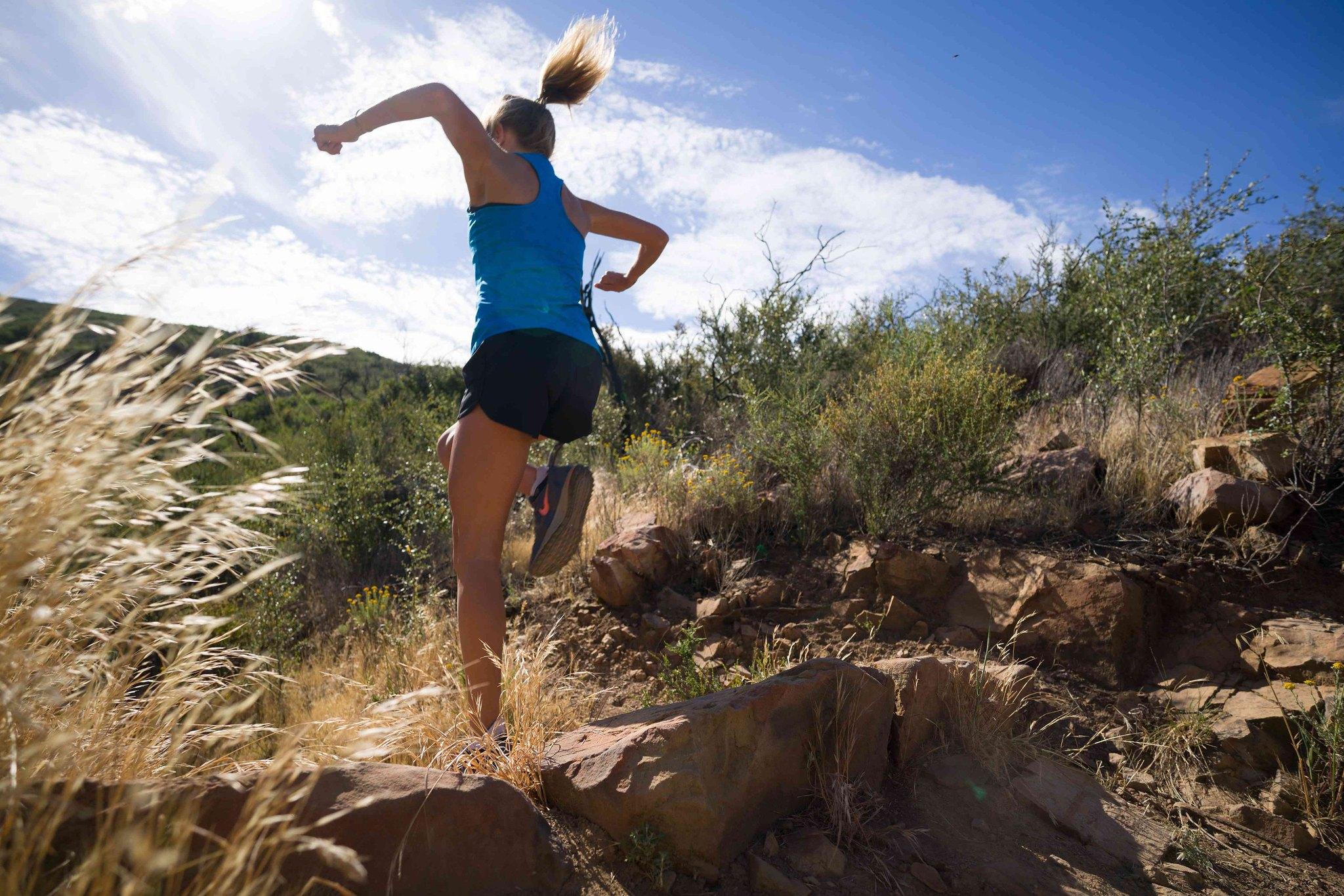 corredora beneficios cafeina corredores atletas