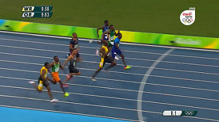 usain bolt 100 metros final