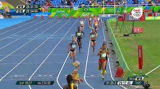 etiope almaz anaya rompe record mundial 10000 metros rio 2016