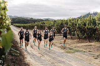 nike zoom community corredores runners maraton boston