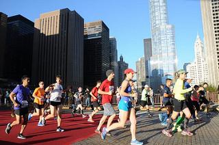 mexicanos maraton de chicago 2016 expo ruta