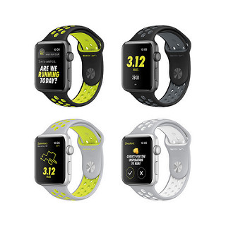 nike plus apple watch