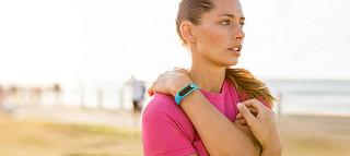 tomtom touch pulsera fitness grasa corporal masa muscular
