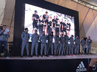 splits adidas 2017 adidas runners mexico city