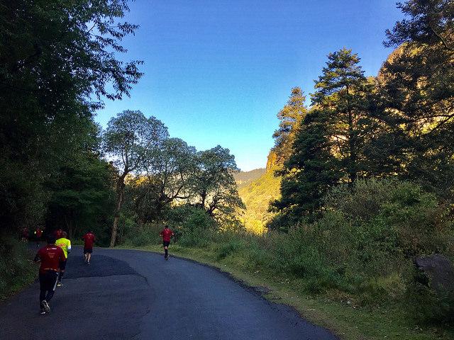 asics trials resultados tiempos los dinamos runner corredores metarun