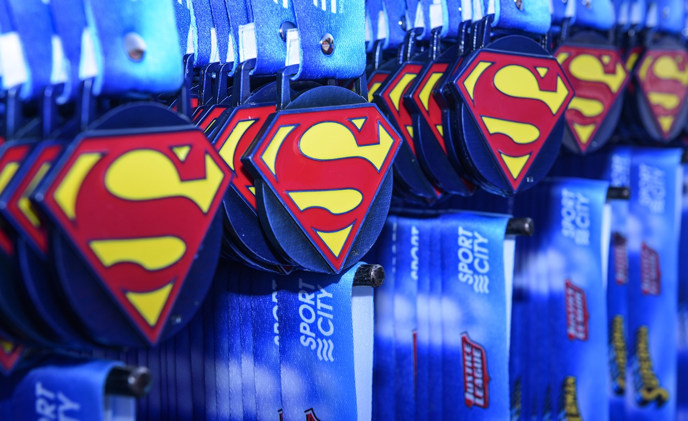 carrera superman 15K 2017