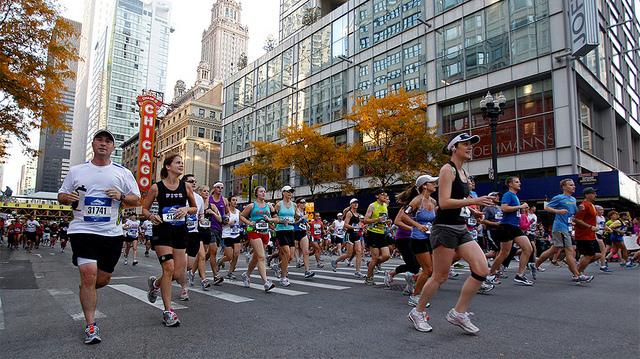 plan de entrenamiento maraton de chicago 2017 inscripciones